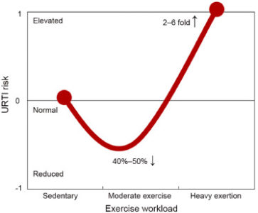 Illustration of Linkage Of Body Fat With Stress And Exercise?