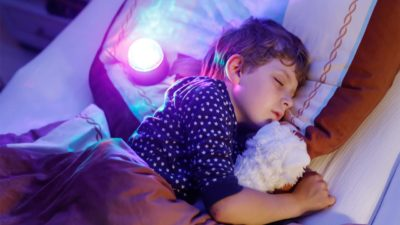 Illustration of Children Aged 2 Years Sleep Only 3 Hours A Night?
