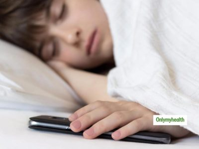 Illustration of The Dangers Of Sleeping Close To A Cell Phone?