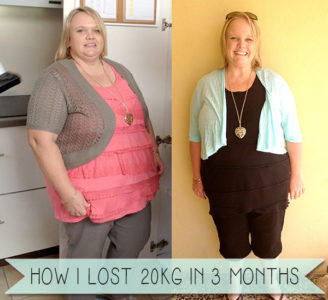 Illustration of Drastic Weight Loss Of Up To 20 Kg?