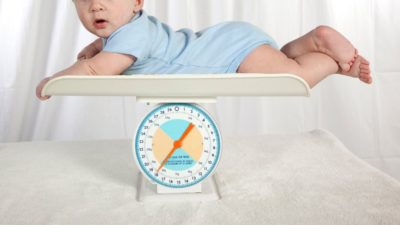 Illustration of Weight For The Child?