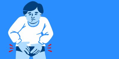 Illustration of A Blue Lump In The Groin Of Pregnant Women?