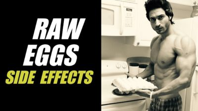 Illustration of Benefits And Bad Effects Of Consuming Raw Eggs?