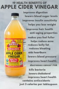 Illustration of The Safety Of Consuming Apple Cider Vinegar When Planning A Pregnancy?