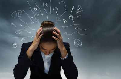 Illustration of The Cause And How To Overcome Always Negative Thinking?