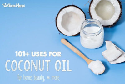 Illustration of Benefits Of Coconut Oil And How To Increase Children's Weight?