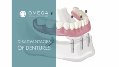 Illustration of The Advantages And Disadvantages Of Using Dentures?