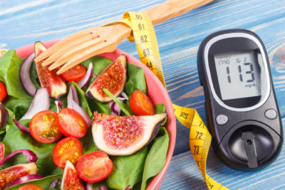 Illustration of Healthy Lifestyle For Diabetics?