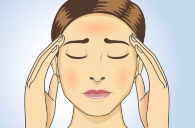 Illustration of Causes Of Headache In Head Surgery?