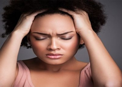 Illustration of Dizziness And Nausea After Shampooing?