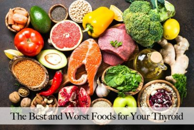 Illustration of Foods For People With Hyperthyroidism Right?