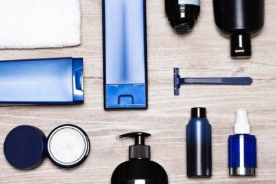 Illustration of Cosmetics Suitable For Men?