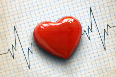 Illustration of Heart Palpitations Accompanied By A Feeling Of Pressure?