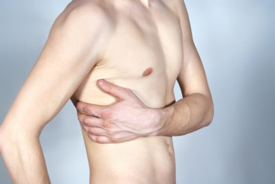 Illustration of Pain In The Ribs In People With Colitis?