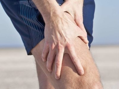 Illustration of There Is Pain And Pain In The Left Thigh?