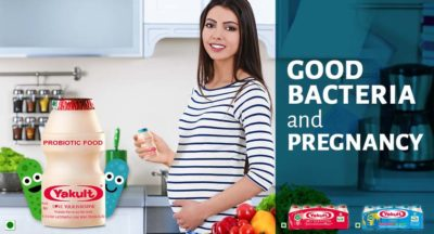 Illustration of Pregnant Women Consume Yakult After That Drink Kiwi Juice?