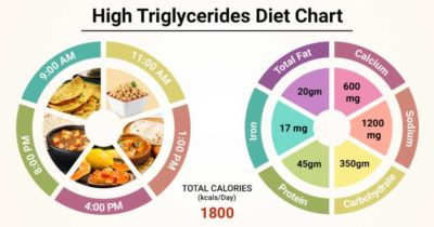 Illustration of Factors That Can Affect High Triglyceride Levels?