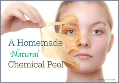 Illustration of A Quick And Easy Way To Exfoliate Chemical Peels?