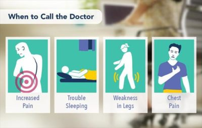 Illustration of Why Was I Sent Back To The Doctor If I Felt Drowsy?