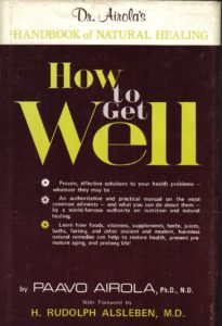 Illustration of How To Get Well?