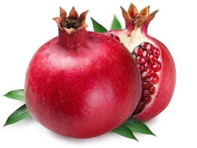 Illustration of Pomegranate For Low Blood?