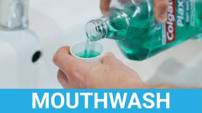 Illustration of Can You Use Mouthwash 5 Times A Day?