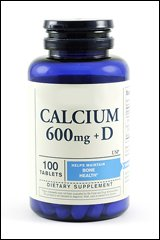Illustration of Take Calcium Supplements + Vitamin D, Heart Rate Increases?