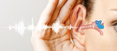 Illustration of Hearing Problems?