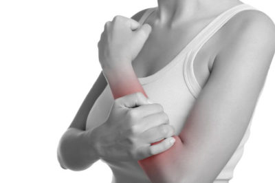 Illustration of Numbness In The Arm?