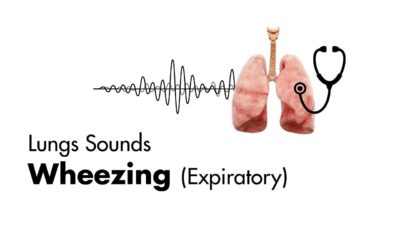 Illustration of The Sound When Breathing?