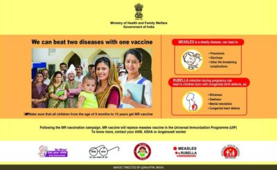 Illustration of Difference Between Measles And MR Immunization?