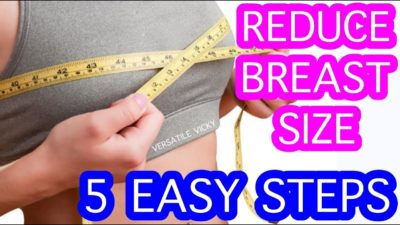 Illustration of What Are The Tips For Reducing Breasts?