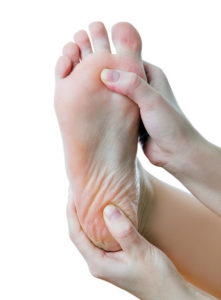 Illustration of Feet Hurts, Bruises, Becomes Thin, And Makes You Unable To Walk?