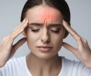 Illustration of Headache For A Moment?