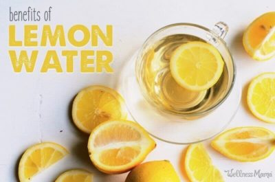 Illustration of Warm Lemon Water Every Day?