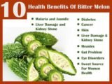 Benefits Of Bitter Melon On Cancer?