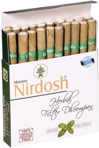 Illustration of Is There Any Scientific Research On Herbal Cigarettes?