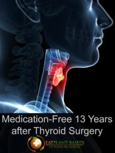 Illustration of Medication After Thyroid Surgery?