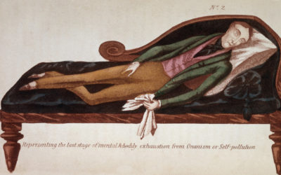 Illustration of The Principal Was Dizzy 2 Days After Masturbation?