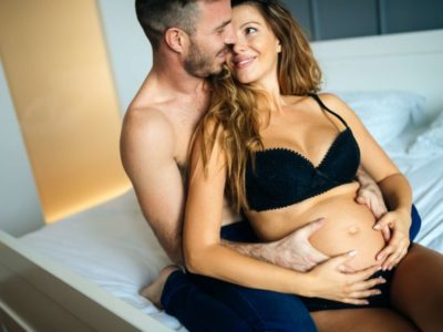 Illustration of Having Sex While Pregnant?