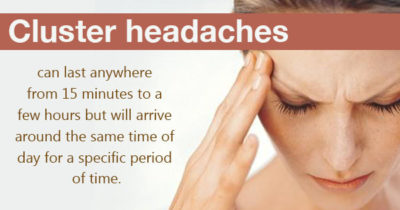 Illustration of Headaches During The Day?