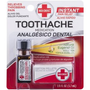 Illustration of Can You Take Toothache Medicine?