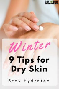 Illustration of Easy To Get Cold And Itchy?