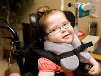 Illustration of But For Toddlers With Cerebral Palsy?