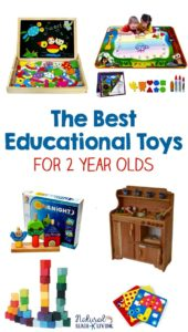 Illustration of Educational Toys For 2 Year Olds?