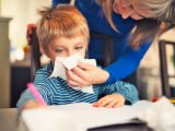 How To Deal With Colds In Children Aged 13 Years?