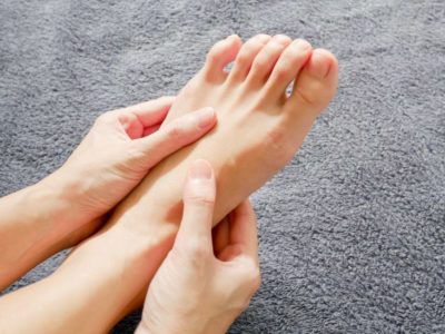 Illustration of Tingling Feet, Difficulty Sleeping, Restlessness And High Cholesterol?