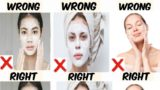 How To Clean Your Face Properly And Correctly?