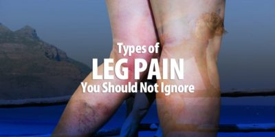 Illustration of The Leg Feels Painful And Cannot Be Moved?