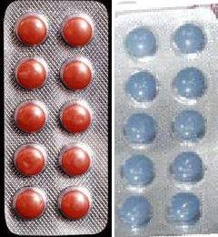 Illustration of Composition Of Fe Tablets For Pregnant Women?